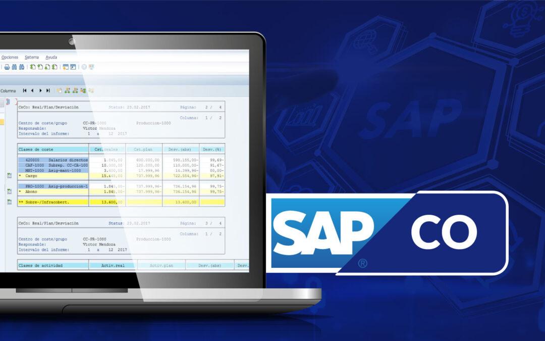 SAP CO para novatos